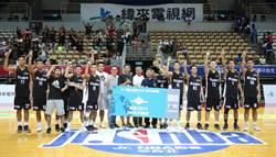Jr. NBA》泰山再度逆轉勝 10月去看NBA中國賽