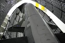 美太空飛機X37B首次被拍到軌道飛行照