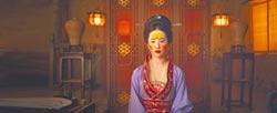 劉亦菲畫華為妝 嚇壞花木蘭同袍