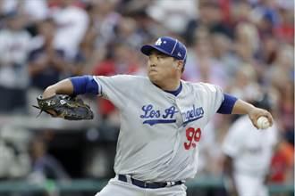 MLB》柳賢振飛向藍鳥!與山口俊組日韓連線