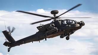 美國陸軍再購600架阿帕契攻擊直升機