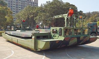 美為台客製化戰車 擬駐守六軍團