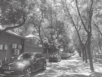 北京藍旗營小區 神似台灣眷村