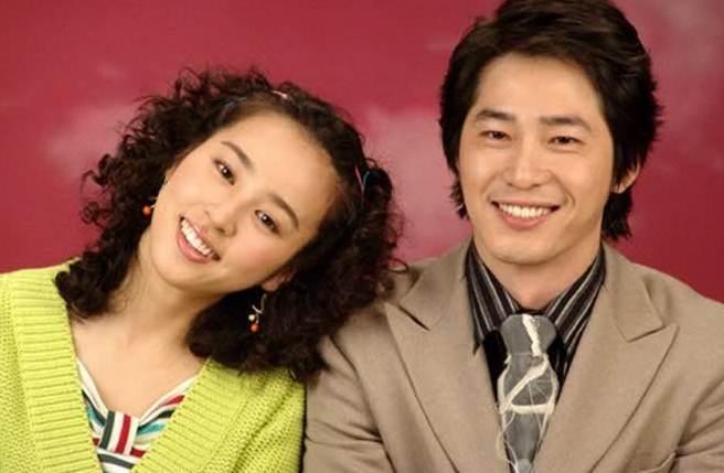 姜至奐當年因演出《加油!金順》爆紅。(取自韓網)