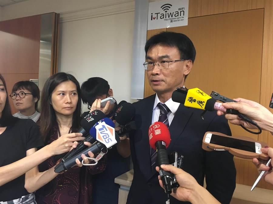 農委會主委陳吉仲表示,聯合壟斷行為主管機關是公平會,公平會是獨立機關,尊重其調查結果。(資料照,游昇俯攝)