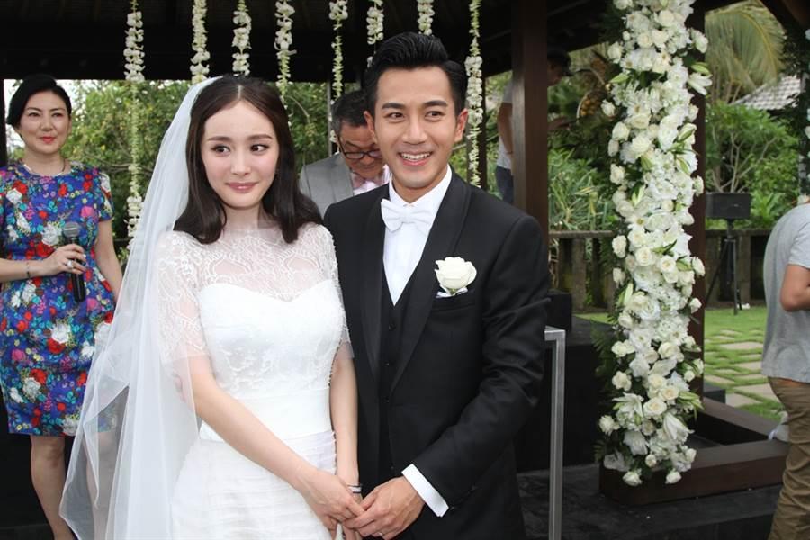 楊冪、劉愷威去年底宣布離婚。(圖/達志影像)