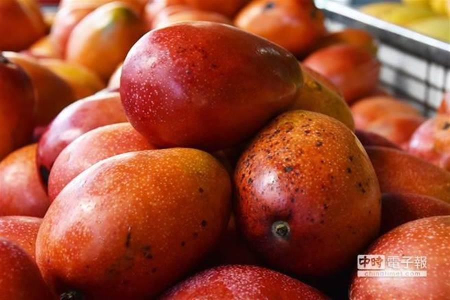 芒果。(資料照/許智鈞攝)