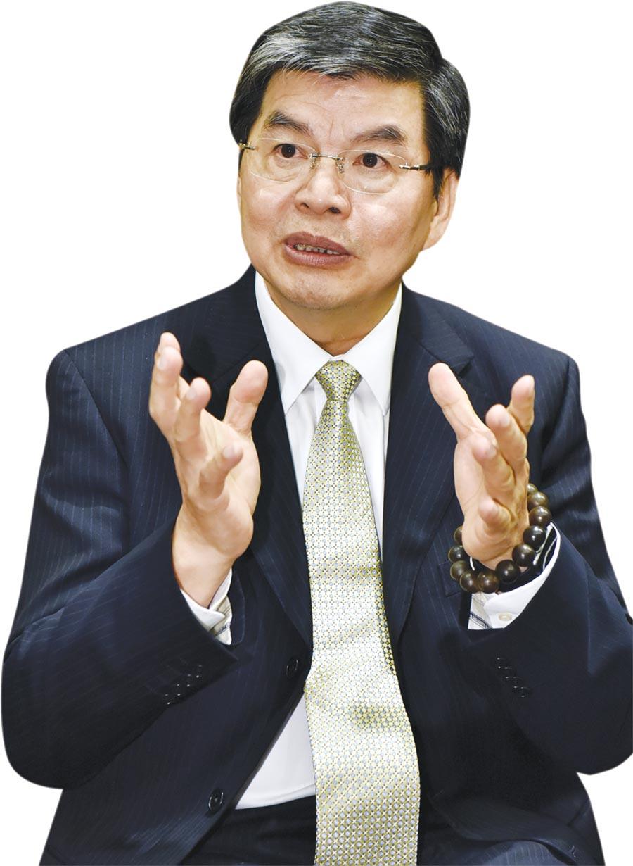 國泰金控總經理李長庚。圖/本報資料照片