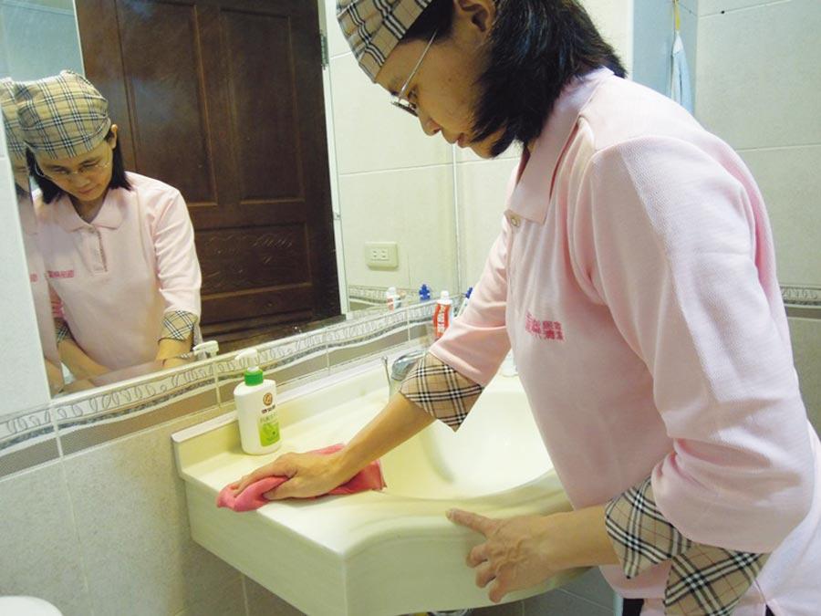 媽咪樂清潔管家是居家健康環境維護的好幫手。圖/媽咪樂提供