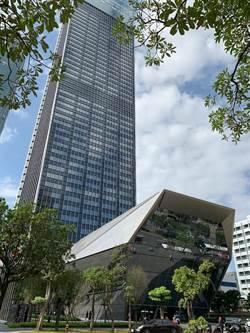 南山廣場好威!頂樓辦公室租金每坪破5千大關