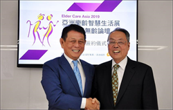 施振榮:高齡化方案 台灣有機會領先世界