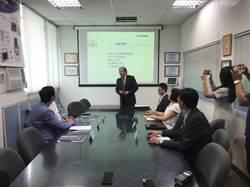 朱立倫參訪生技產業 關心產業發展