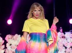 《富比世》2019百大名人收入榜 泰勒絲搶回寶座