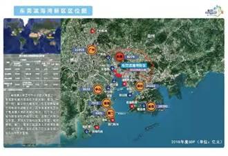 粵港澳大灣區首個省級新區-東莞濱海灣新區規畫正式公布