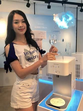 恆隆行旗下格威 推全球最小COWAY淨水機