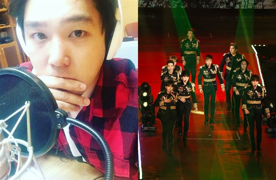 強仁宣布退出Super Junior。(圖/翻攝自kanginnim IG;達志影像)