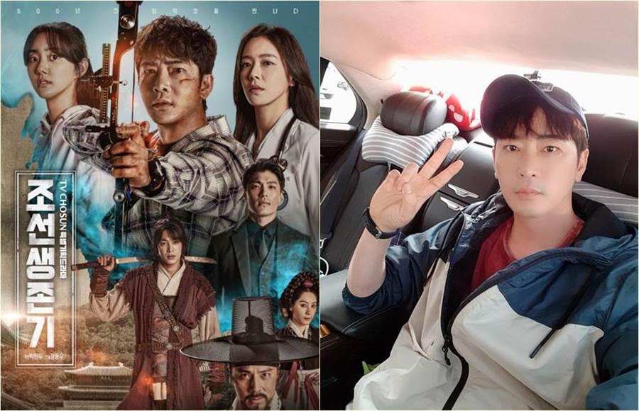 韓星姜至奐爆出性侵兩女,如今主演的韓劇遭到撤換男主角的命運。(合成圖/翻攝自韓網)