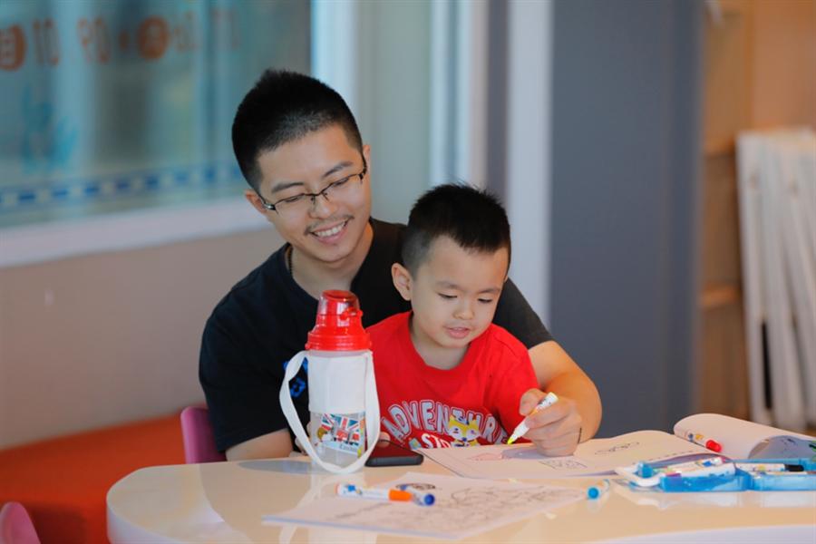 故宮南院暑期舉辦數場親子互動課程和講座,豐富孩子的暑假體驗。/故宮南院提供