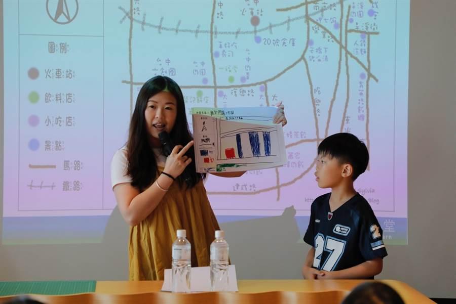 活動內容活潑有趣,提高孩童自主參與的意願,除了傳達專業的藝術課程之外,也達到寓教於樂的效果。/故宮南院提供