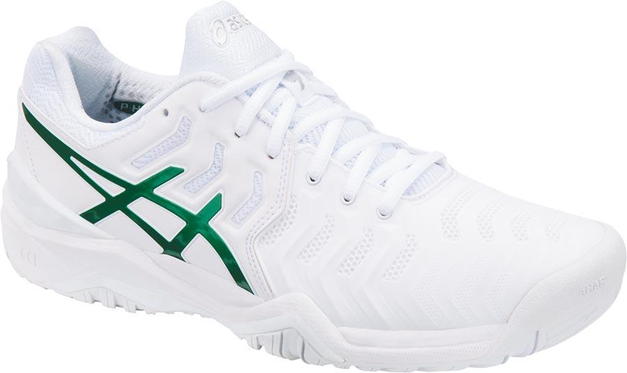 ASICS球王喬科維奇聯名網球鞋,5180元。(ASICS提供)