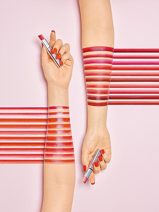 「超完美6色BOBO唇膏」,900元,6个色阶掳获美妆迷的心。(LANEIGE提供)