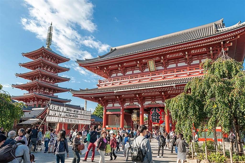台灣旅客海外旅遊十個熱門城市 #1 東京。(圖取自TripAdvisor官網)