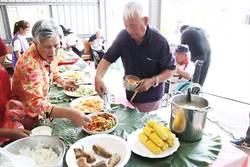 「行動廚房」有愛不孤單!邀長輩、身障共餐趣
