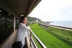 景觀列車遊高知!莫內花園、宮崎駿魔法少女世界在眼前?