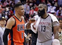 NBA》美媒:火箭不會輪休鬍龜連線