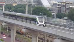 台中捷運綠線列車測試 強化降低噪音措施