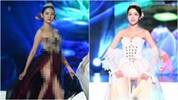 韓國小姐選美比賽「爆乳、撩裙、露該邊」網驚:變成人比賽了