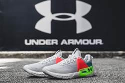 首雙HOVR訓練鞋問世!零重力腳感讓跑者更輕盈