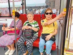 關懷長者 公車友善心運動起跑