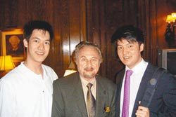 一代小提琴大師 亞倫羅桑過世
