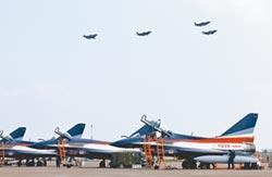 史無前例 殲-20以六機編隊飛行