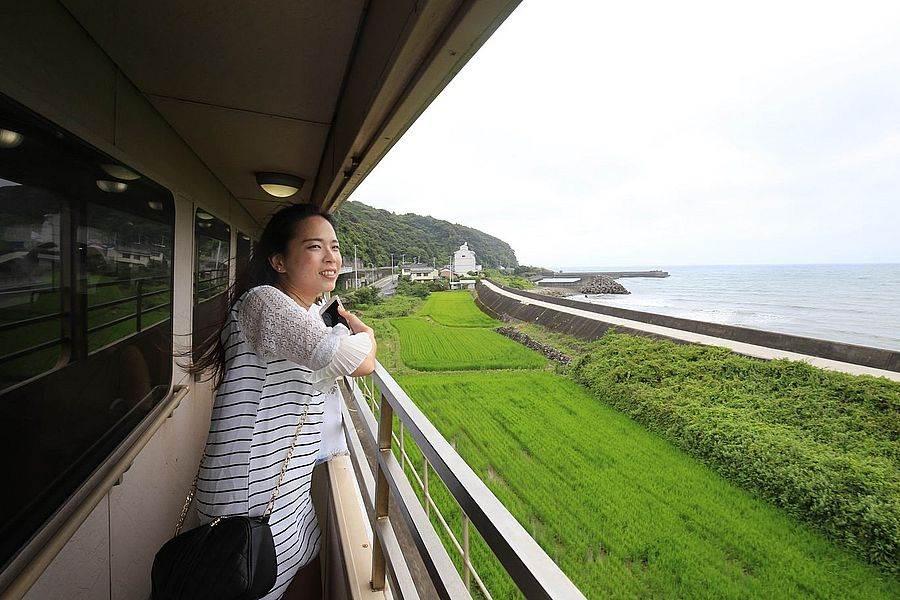 太平洋景觀列車。(圖取自活動官網)
