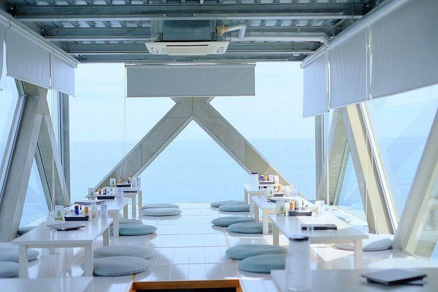 Sea House太平洋絕景咖啡。(圖取自活動官網)