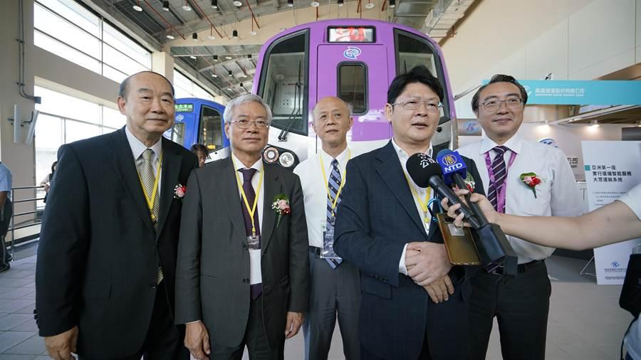 交通部鐵道局今(12)日表示,將規劃推動籌組鐵道產業聯盟(R-Team)。(交通部鐵道局提供)