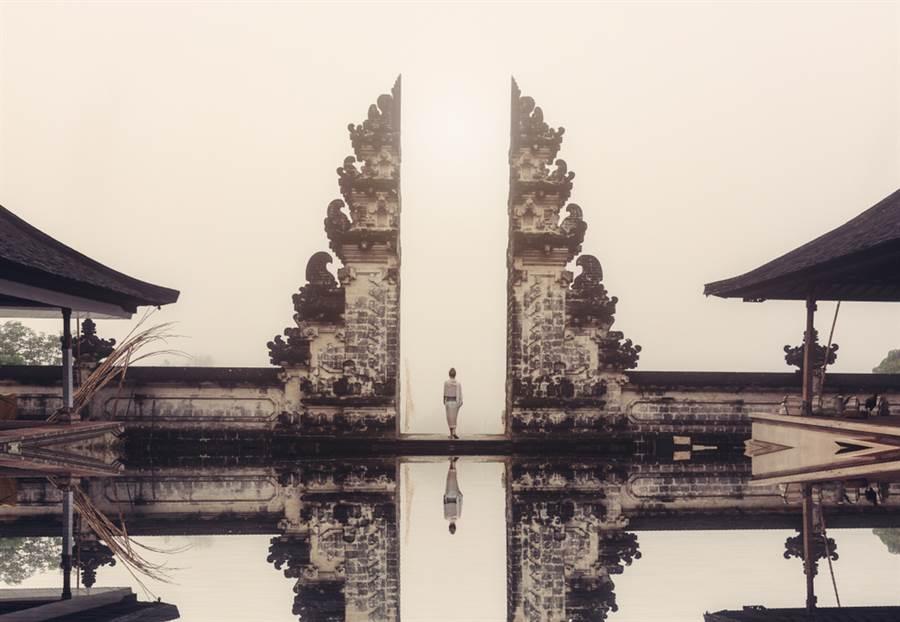 峇里島最美景點是假的?拍攝真相曝(圖/達志影像)