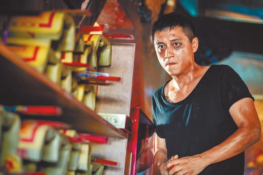 鄭人碩在《寒單》扮演毒癮者,是一次演技大考驗。