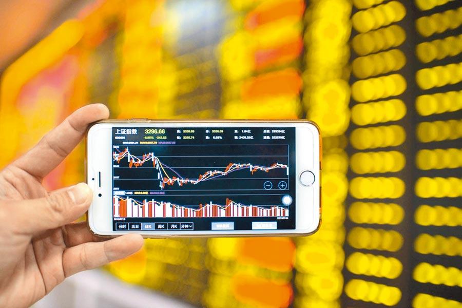 科創板採市場化定價,上市後面臨股價漲跌波動風險可能比原來更大。(中新社資料照片)