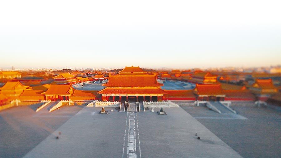 北京故宮將迎接5G時代,民眾可用手機掌握故宮動態。(取自豆瓣電影)