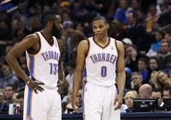 NBA》專家預測MVP 前六竟沒有哈登
