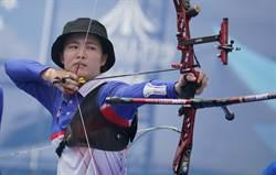 世大運》彭家楙負韓勝俄 女子個人賽摘銅