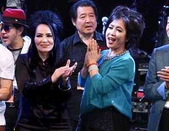 「青春旋律」60位歌手齊聚!齊豫自喻小樹吸取養份