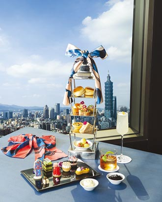潮食尚-馬可波羅高空景觀酒廊 跨界聯名演繹潮食尚