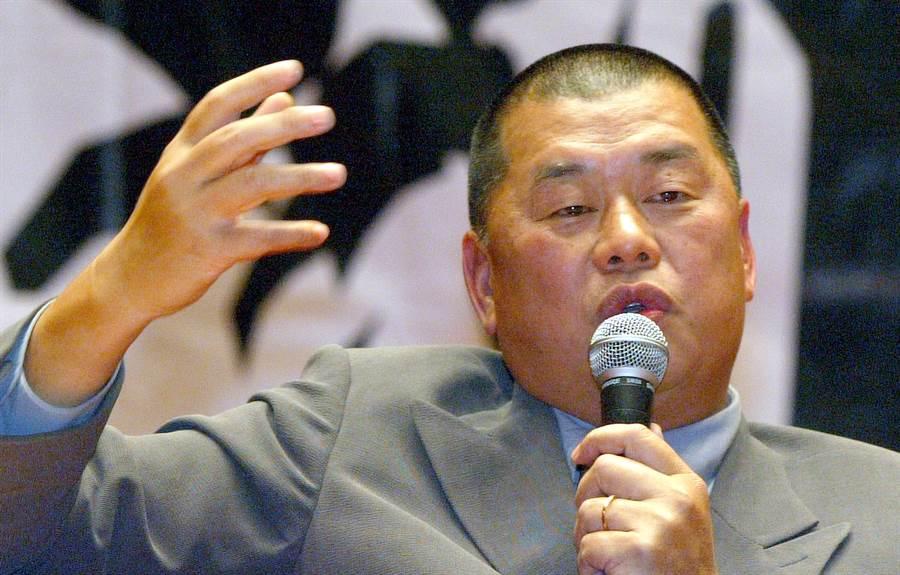黎智英訪華府時表示,香港人需要知道,尤其是年輕人,美國是支持他們的抗爭的。圖為黎智英。(資料照片/陳麒全攝)