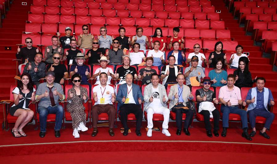 「ICRT 40週年青春旋律演唱會」今在國父紀念館舉行。(粘耿豪攝)