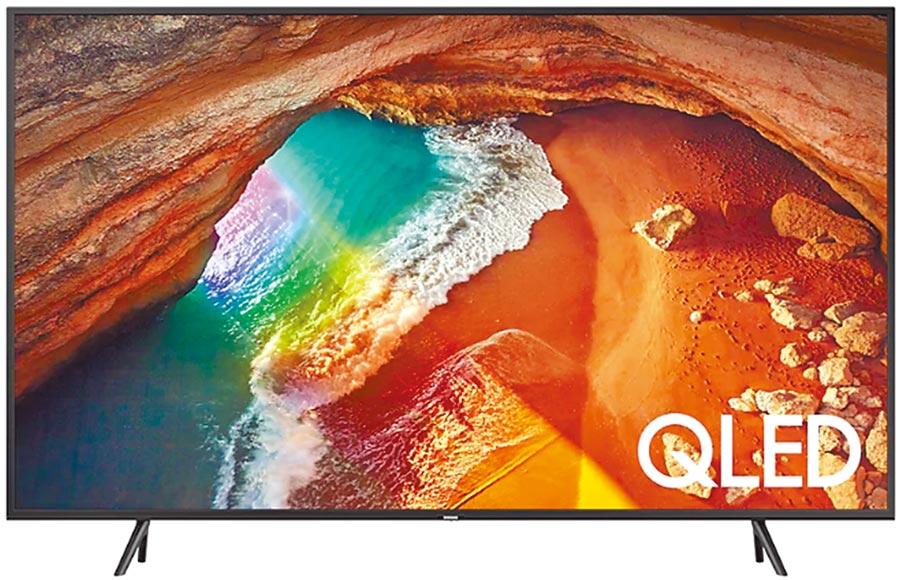 全國電子「全館破盤價」活動推出三星55型QLED量子電視,原價4萬9900元,特價4萬2900元,狂降7000元,全台限量300台,加碼送伊萊克斯手持吸塵器及7-11虛擬商品卡500元。(全國電子提供)