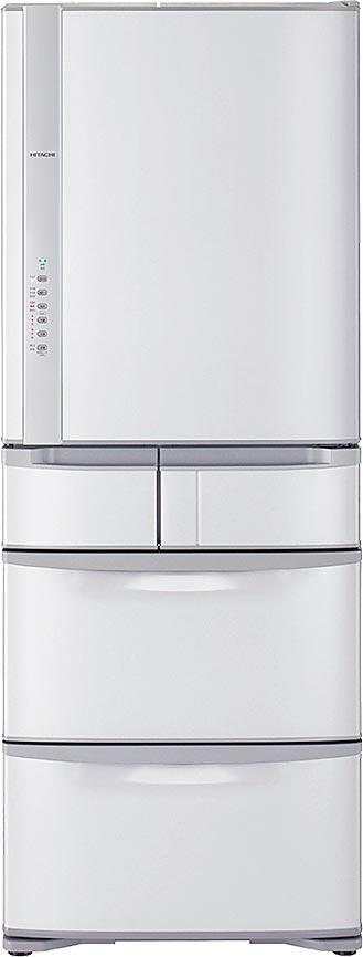 全國電子「全館破盤價」活動推出HITACHI 483L五門日製冰箱,原價5萬4900元,特價4萬7900元,狂降7000元,全台限量200台。(全國電子提供)